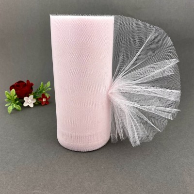 Фатин светло-розовый №20
