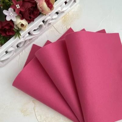 Корейский фетр мягкий 1 мм Royal (RN42), пасхально-розовый