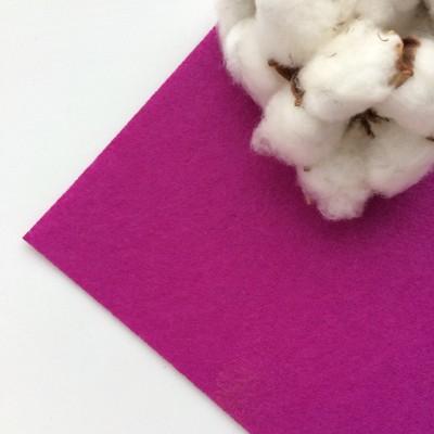 Фетр жесткий 1 мм, сиреневый