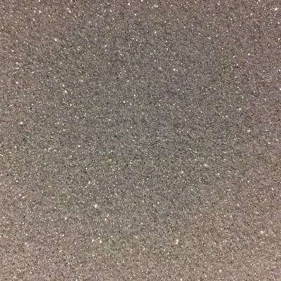 Иранский глиттерный фоамиран 60х70 см, серебро