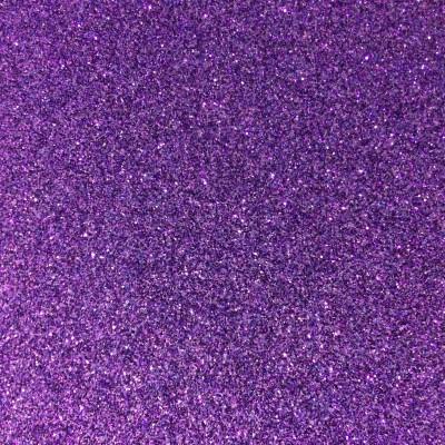 Иранский глиттерный фоамиран 60х70 см, фиолетовый