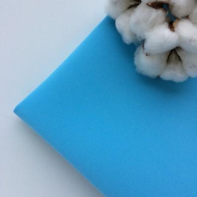 Иранский фоамиран 1 мм голубой (№165)