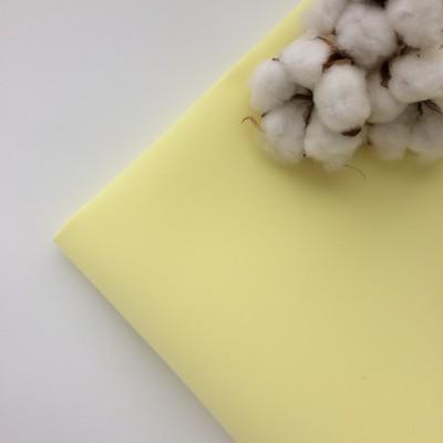 Иранский фоамиран 1 мм лимонный (№ 114)