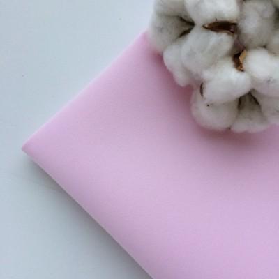 Иранский фоамиран 1 мм светло-розовый (№142)