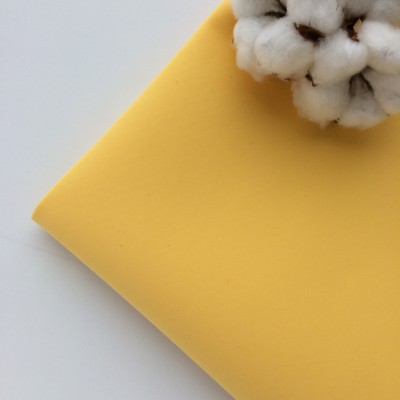 Иранский фоамиран 1 мм темно-желтый (№ 122)