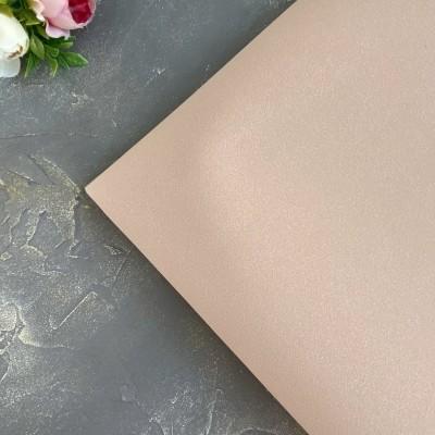 Иранский фоамиран 1 мм пепельно-розовый (№ 183)