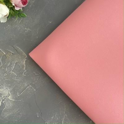 Иранский фоамиран 1 мм розово-лососевый (№156)