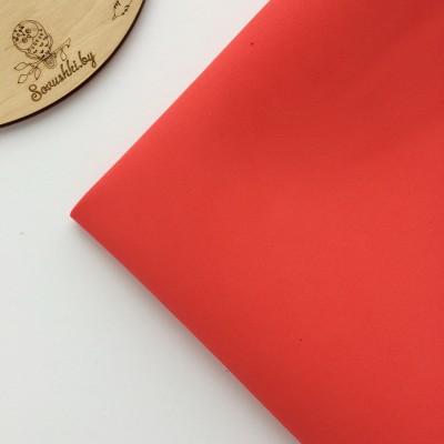 Китайский фоамиран 1 мм алый