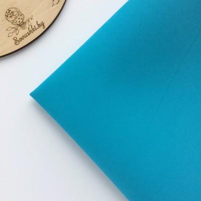 Китайский фоамиран 1 мм бирюзовый