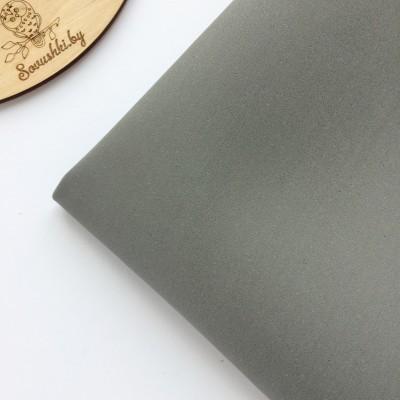 Китайский фоамиран 1 мм серый