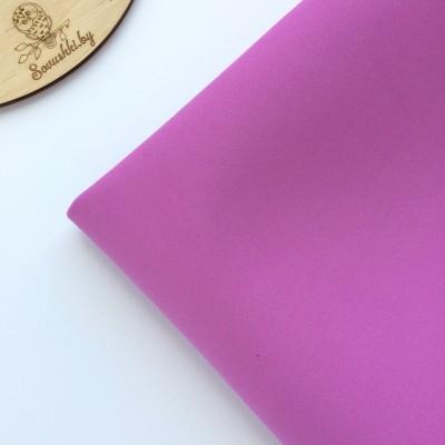 Китайский фоамиран 1 мм сиреневый