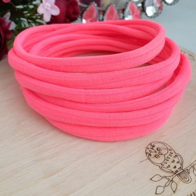 Повязка One size, ярко-розовый