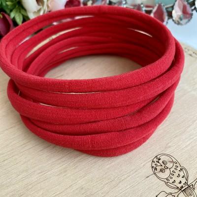 Повязка One size, красный