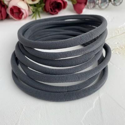 Повязка One size, темно-серый