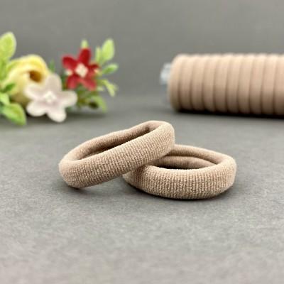 Резинка для волос 3 см, пенка