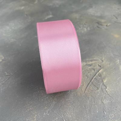 Лента атласная 40 мм, розовый