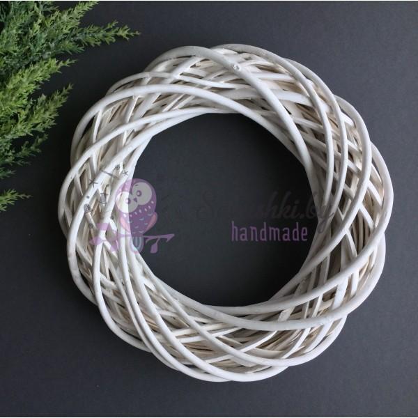 Венок плетеный из лозы D=25