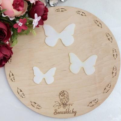Набор шаблонов для бантиков Бабочки №2