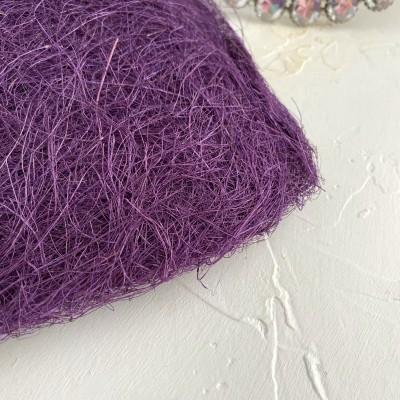 Сизаль, темно-фиолетовый