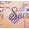 Ацетатный лист «Цветочная галерея»