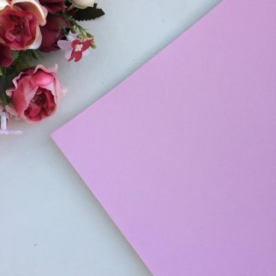 Ткань самоклеящаяся для скрапбукинга и декора, нежно-розовая