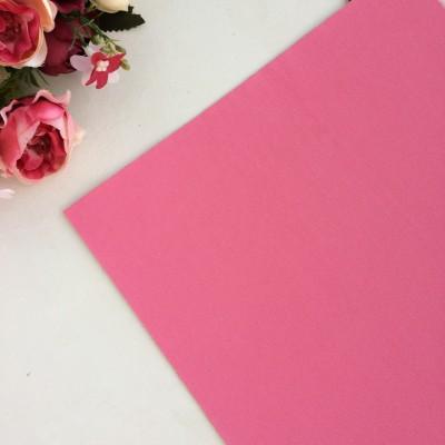Ткань самоклеящаяся для скрапбукинга и декора, ярко-розовая